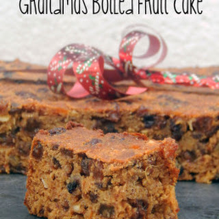 Grandmas Boiled Fruit Cake