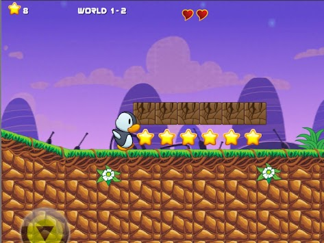 Penguin Run Run! apk screenshot