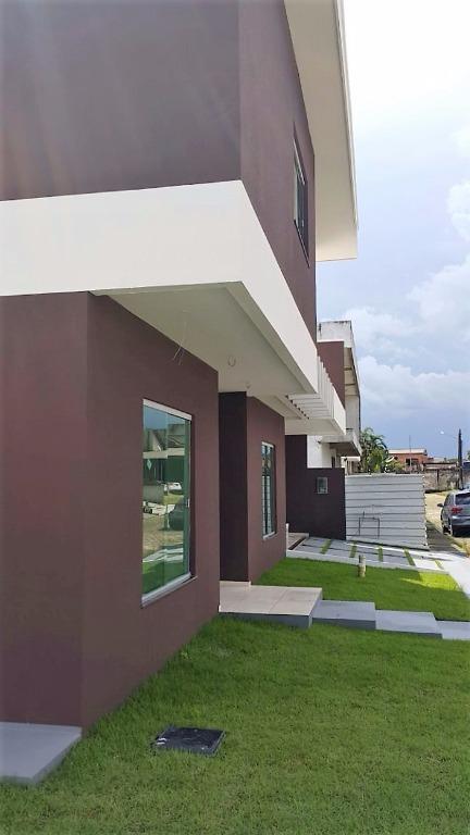 Casa nova no Jardim Espanha