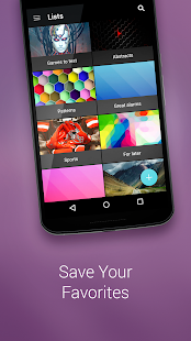 ZEDGE™ Ringtones & Wallpapers Screenshot