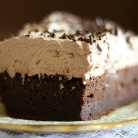 Old Fashioned Chocolate Sheet Cake