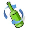 Pocket Bottle Spinner