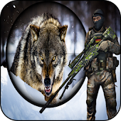 Game Wild Wolf Adventure Shooting APK for Kindle