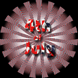 4th of July by Dipali S - Typography Words ( forth, graphic, seasonal, freedom, america, illustration, states, usa, patriot, pride, liberty, veteran, american, event, july, 4th, democracy, celebrate, united, memorial, symbol, national, art, white, star, us, patriotism, stripe, nation, country, fourth, sign, holiday, election, red, flag, pattern, blue, patriotic, democratic, background, wave, independence, day, celebration, design )