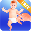 App Tickle Talking Baby APK for Kindle