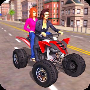 ATV Taxi Sim 2019 – Offroad Girl Cab Rider For PC / Windows 7/8/10 / Mac – Free Download