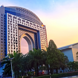 Matrade Kuala Lumpur by Steven De Siow - Buildings & Architecture Office Buildings & Hotels ( islamic architecture, matrade, kuala lumpur, office building, architecture,  )
