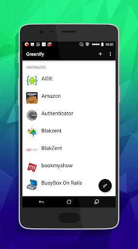 [Substratum] blakZent - screenshot