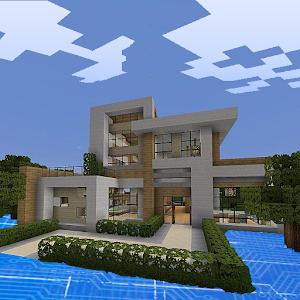 красивый дом майнкрафт 1 6 4
