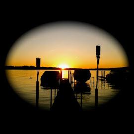 SunSet -Dock Life by Jason Pierce - Buildings & Architecture Bridges & Suspended Structures