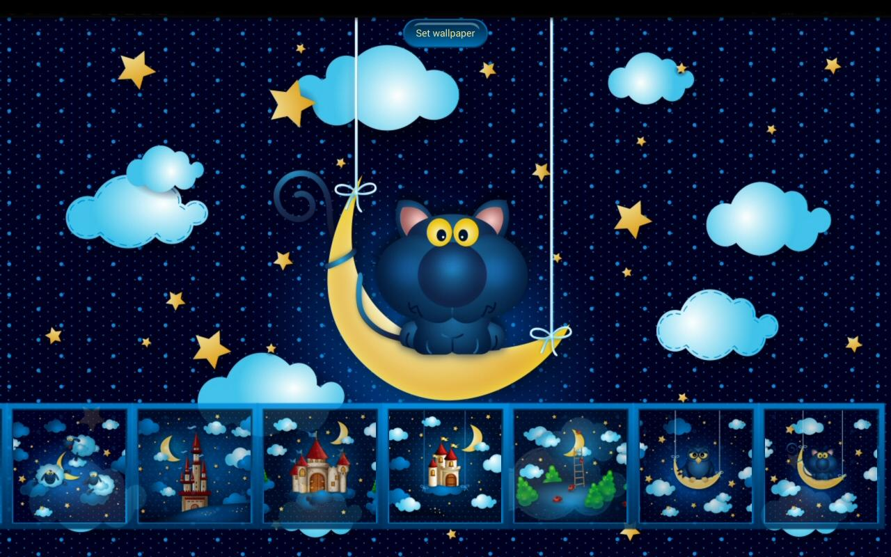 TSF NEXT MAGIC LULLABY THEME Screenshot 8