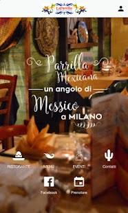 App La Parrilla Mexicana APK for Windows Phone