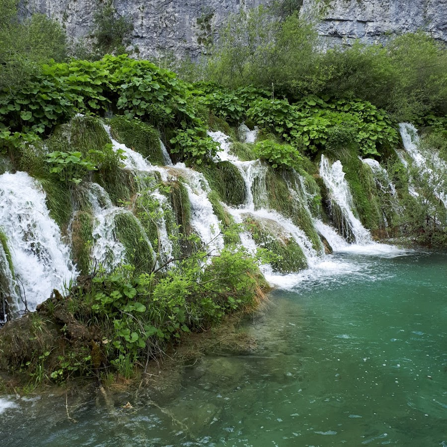 Plitvice Lakes National Park by Di Mc - Landscapes Waterscapes ( croatia, waterfalls, nature, plitvice, water, park,  )