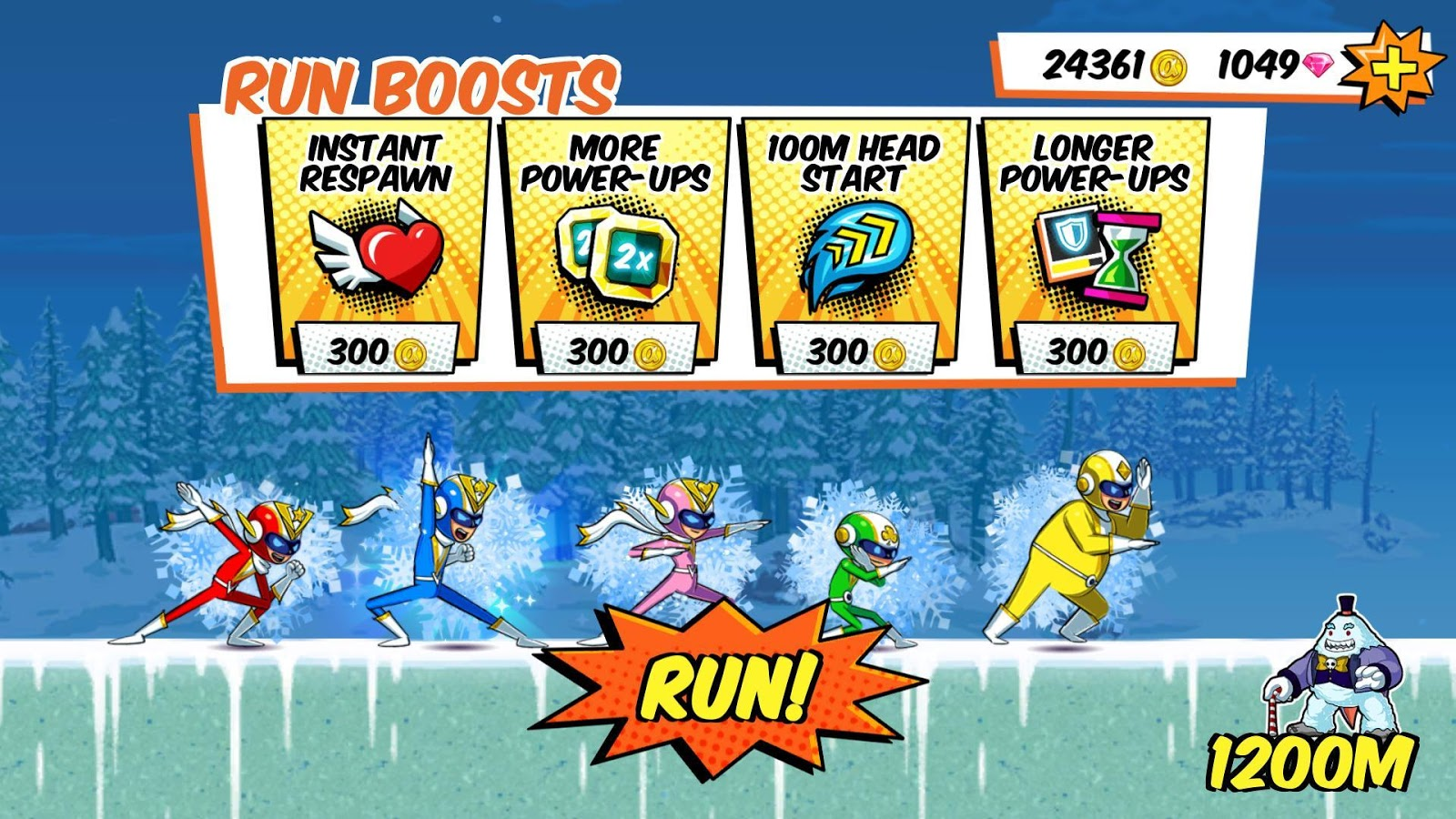 Run Run Super V Screenshot 8