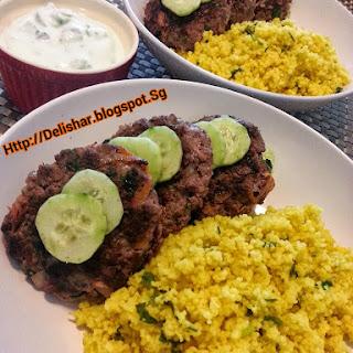 Chicken Couscous Turmeric Recipes