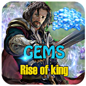 Download Gems of Rise of king Prank APK on PC
