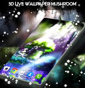 App 3D Live Wallpaper Mushroom APK for Windows Phone