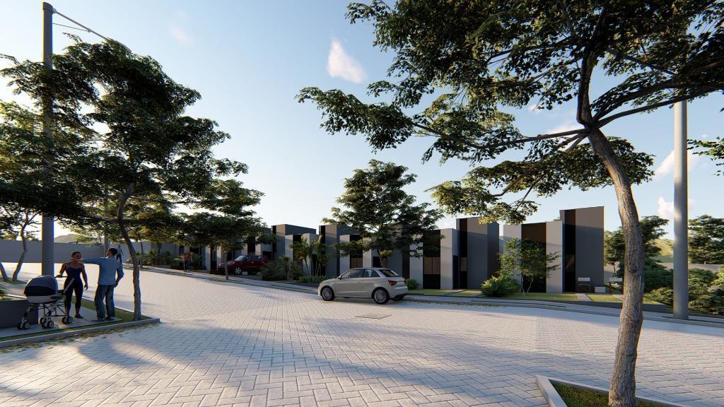Casa com 3 dormitórios à venda, 67 m² por R$ 179.990 - Sim - Feira de Santana/BA
