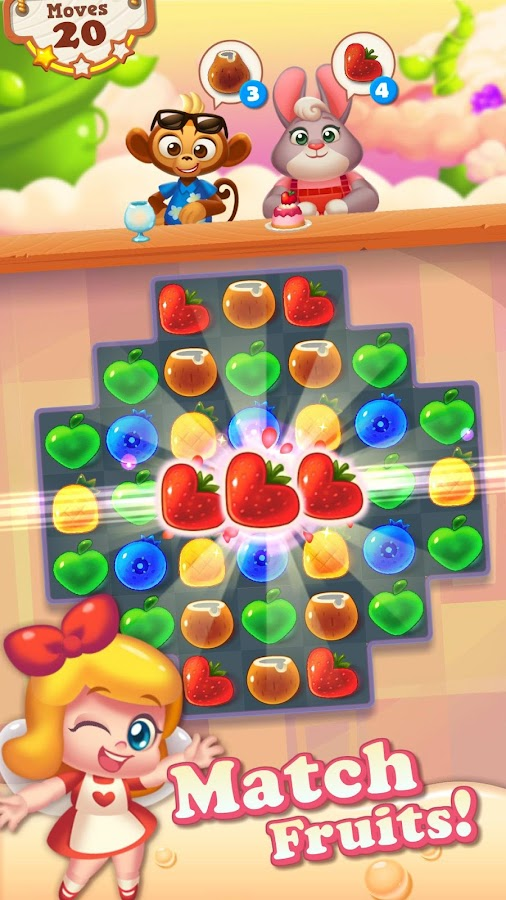 Tasty Treats - A Match 3 Puzzle Game Screenshot 8