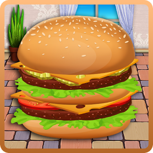 Cooking - Burger Restaurant Online PC (Windows / MAC)