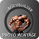 Bodybuilder Photo Montage