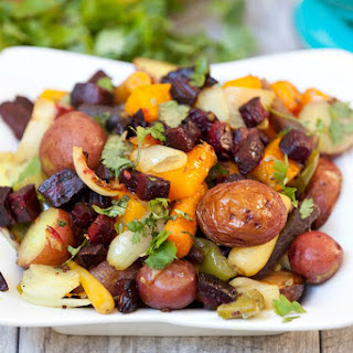 Roasted Vegetables Coconut Oil Recipes