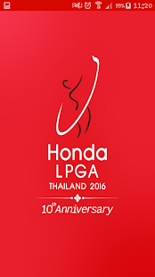 Honda LPGA Thailand - screenshot