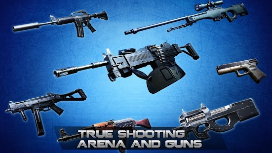 Counter Terrorist Smart Shooting