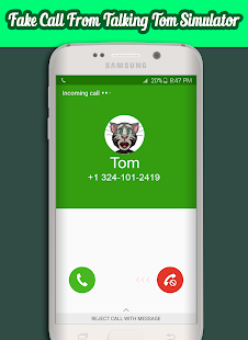 Game Call From Talking Tom APK for Windows Phone
