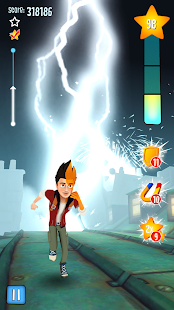 Star Chasers: Twilight Surfers APK for Bluestacks