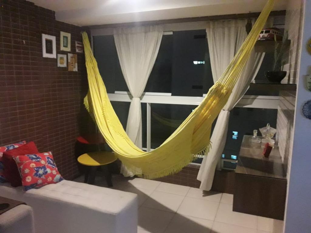 Apartamento com 2 dormitórios para alugar, 73 m² por R$ 2.00