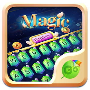 Magic GO Keyboard Theme Emoji