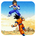Saiyan Goku Fight Boy APK for Bluestacks