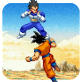 Saiyan Goku Fight Boy