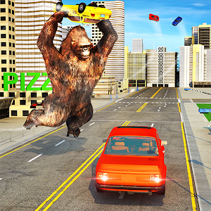 Gorilla Robot Rampage For PC / Windows 7/8/10 / Mac – Free Download