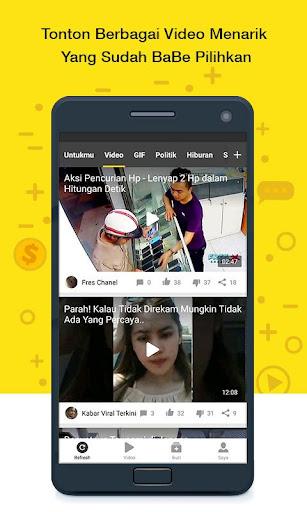 BaBe+ - Berita Indonesia screenshot 2
