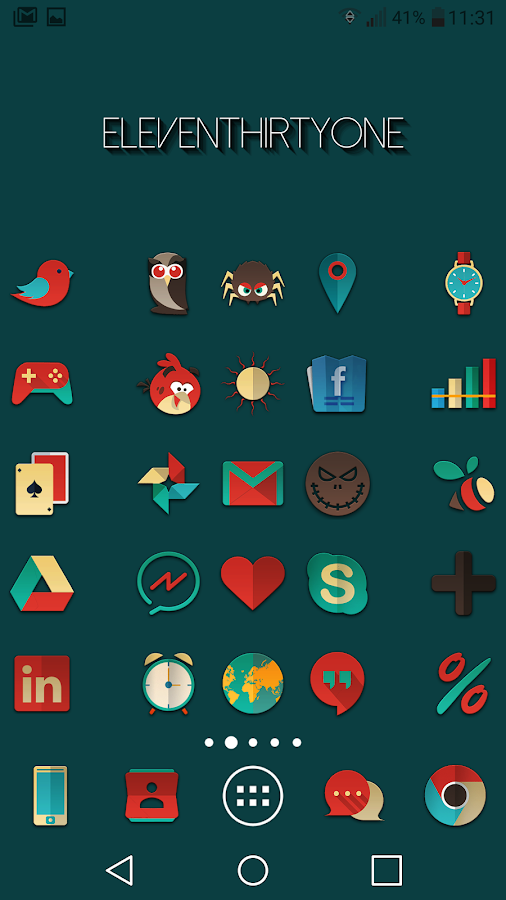 Retricon - Icon Pack Screenshot 0