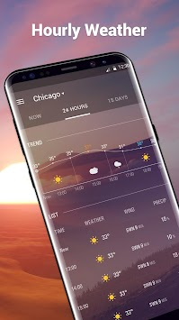 Amber Weather Elite APK screenshot thumbnail 4