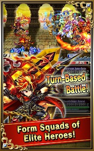 Brave Frontier APK for Bluestacks