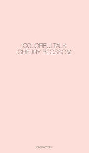 ColorfulTalk-CherryBlossom????- screenshot thumbnail