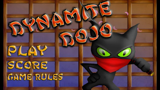 Dynamite Dojo - screenshot