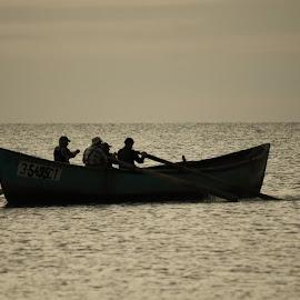 by Marian Ene - Transportation Boats