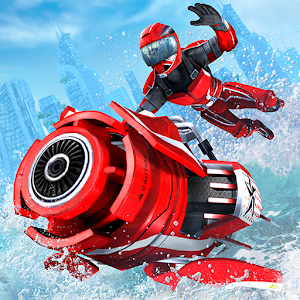 Riptide GP3: Renegade Icon