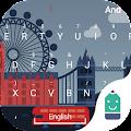 Free Tranquil London Typany Theme APK for Windows 8