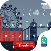 Free Tranquil London Typany Theme APK for Windows 8