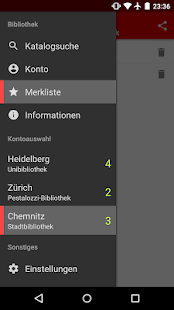 Web Opac: 1000+ Bibliotheken Screenshot