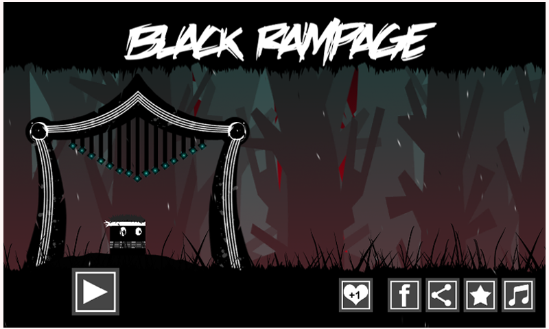 Black Rampage-TinyWorld (Paid) Screenshot