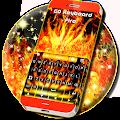 Fire For GO Keyboard APK for Bluestacks