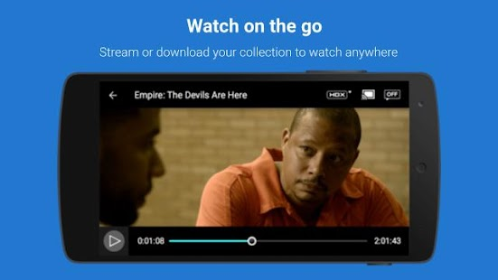 App Vudu Movies & TV apk for kindle fire