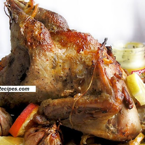 Extremely Fragrant Roasted Pheasant